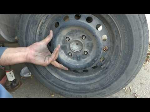 Car Rear brake repair. DIY fix for car drivers.