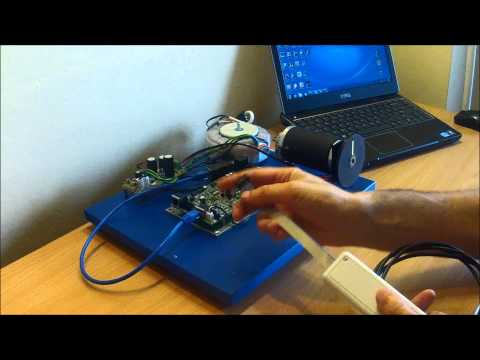 How to control DC servo motor with potentiometer - closed loop
