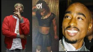 """YFN Lucci Disses Young Thug For Comparing Himself To Tupac, """"Pac Would"""