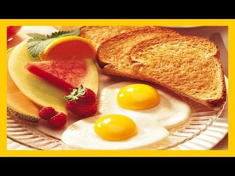 ✍ Simple English - BREAKFAST + Exercise