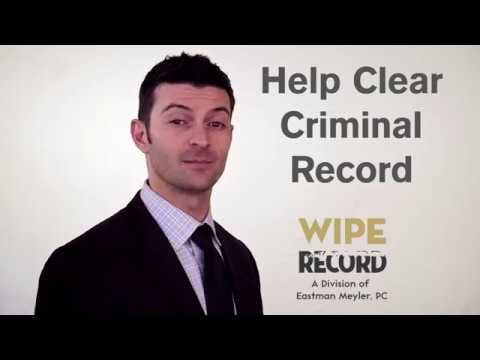 Criminal Expungement, Record Sealing & Firearm Rights Restoration Lawyers | WipeRecord