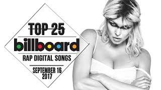 Top 25 • Billboard Rap Songs • September 16, 2017 | Download-Charts