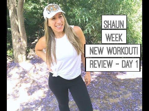 Shaun Week - Day 1 Review