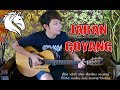 Jaran Goyang - Nathan Fingerstyle | Guitar Cover | (NDX / Via Vallen / Nella Kharisma )