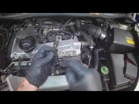 VW A4: 1.8T AWV Beetle faulty crank sensor P0322
