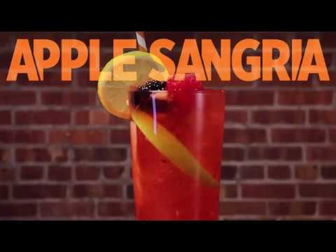 How to Make Apple Sangria