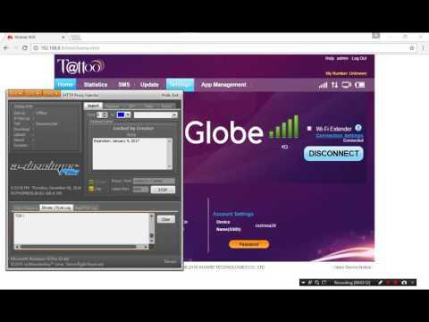 Free Internet for Globe Pocket Wifi