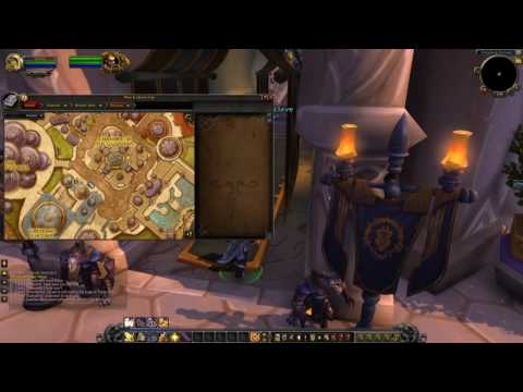 How to get from Broken Isles to Stormwind Legion Beta
