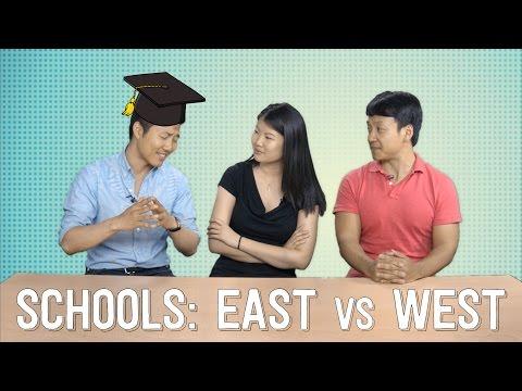 Chinese Schools VS. U.S. Schools: Elementary, Middle, High School
