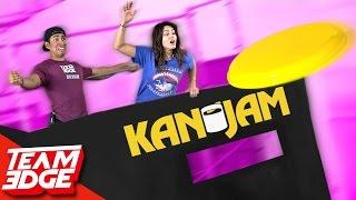 Giant Kan Jam Challenge!! | ft. Megan Batoon