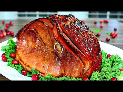 Browned Butter Honey Glazed Ham Recipe - How to Bake the Perfect Ham