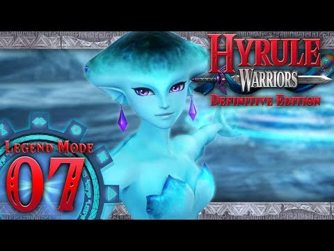 Hyrule Warriors: Definitive Edition - Part 7 - The Water Temple (Lake Hylia)