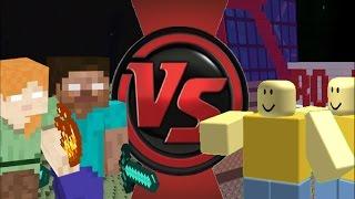 OLD) Bendy Vs Inkling (BATIM Vs Splatoon) Animation Battles Episode
