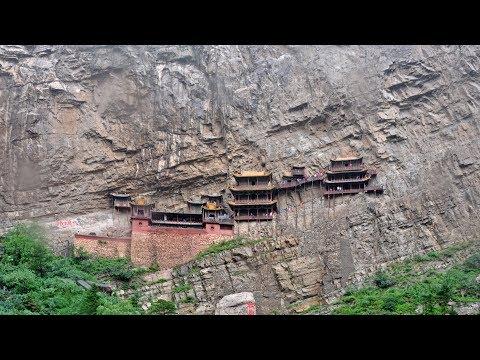 China - Xuangkong, hanging temple