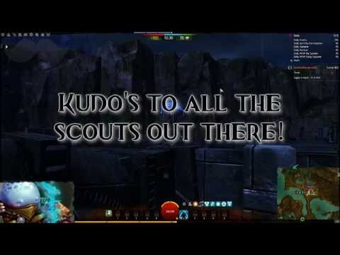 A Scouts 9-5 Life (Guild Wars 2 World vs World)