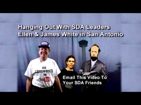 Seventh-day Adventists Glorify Ellen G. White & a White Jesus in San Antonio SDA Conference