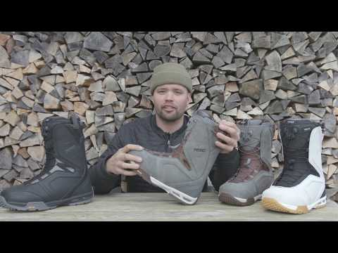 Nitro 2018 Team Snowboard Boot Review