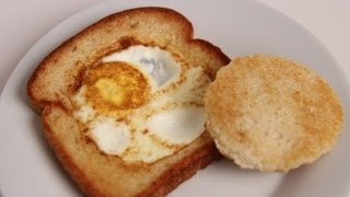 Egg in a Basket - Recipe - Laura Vitale - Laura in the Kitchen Episode 405