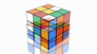 Erfindung Des Zauberwürfels- Rubik