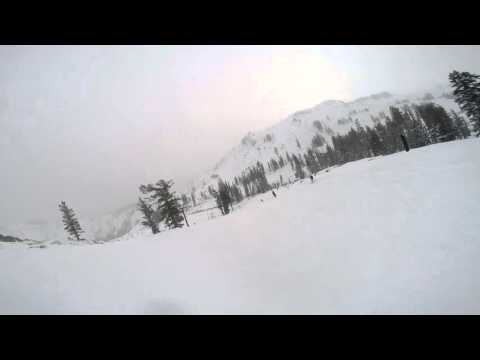 Squaw valley Lake Tahoe Dec 2015