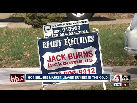 Too many buyers, not enough homes in KC area