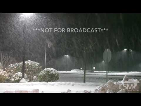 03-14-2017-Stamford-CT-Overnight-Early-Morning-Blizzard-Conditions