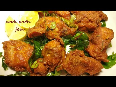 INSTANT CHICKEN FRY WITHIN FIVE MINUTES - MOST CRISPY AND EASY CHICKEN FRY EVER - COOK WITH FEM
