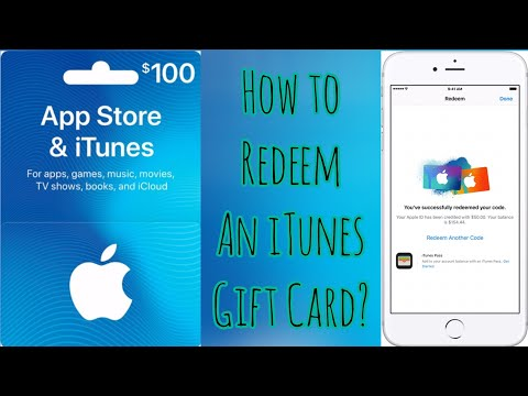 How to redeem an iTunes Gift Card? Can you use an iTunes Gift Card to purchase in app purchases?