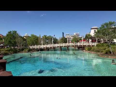 Disney Springs Live Stream - 3-28-18 - Walt Disney World