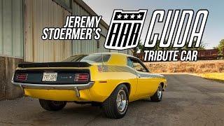 Jeremy Stoermer's 1970 AAR Cuda Tribute Car