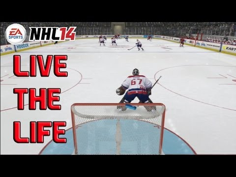 PS3 - NHL 14: Live the Life Episode 01