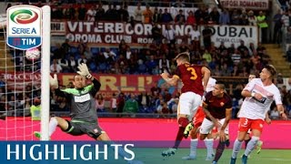 Roma - Carpi 5-1 - Highlights - Matchday 6 - Serie A TIM 2015/16
