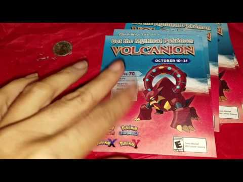 12 free Volcanion codes from USA expires later today, use codes fast