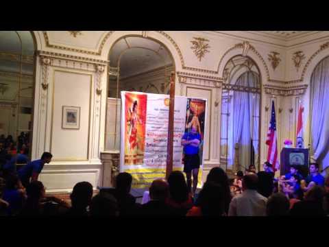 Indian Consulate New York Aug 1 Mallakhamb Usa