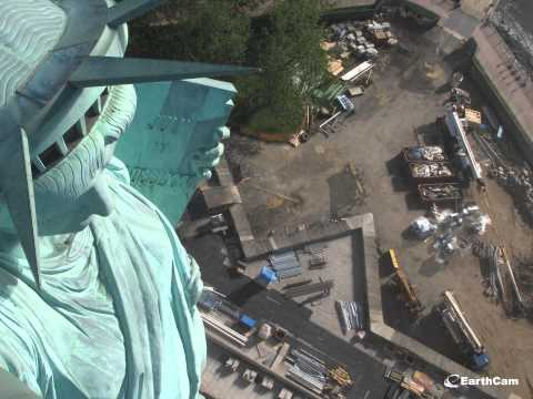 Official Statue of Liberty Renovation