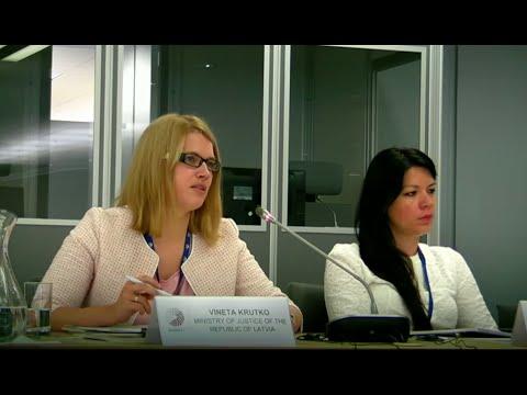 Latvian System regarding judicial cooperation in criminal matters