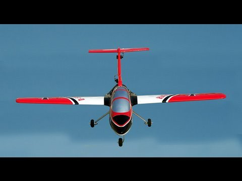 100mm RC Electric Ducted Fan Trainer Jet ** Build Video #6 *
