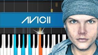 AVICII PIANO TRIBUTE MIX  ◢ ◤ ♫ ♬