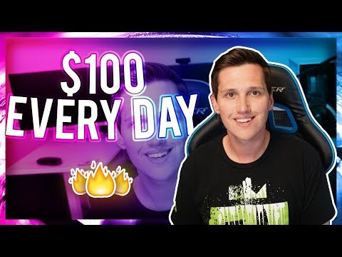 How To Make $100 Dollars As A Kid PER DAY! [SCARY SIMPLE]