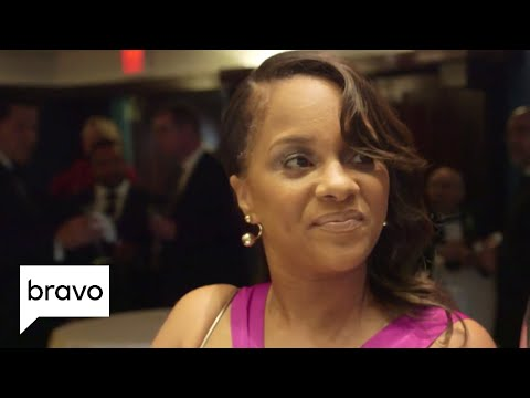 RHOP: Is Robyn Hurt That Charrisse Chose Not To Support Her Event? (Season 3, Episode 11) | Bravo