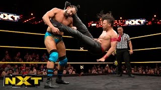 Shinsuke Nakamura vs. Tye Dillinger: WWE NXT, April 13, 2016