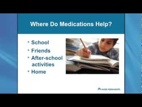 ADHD Medications Overview