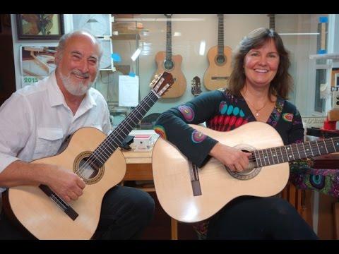 O'Brien Guitars Classical Guitar Building Class