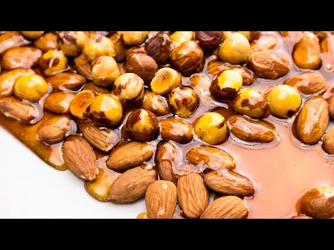 French Almond & Hazelnut Praline