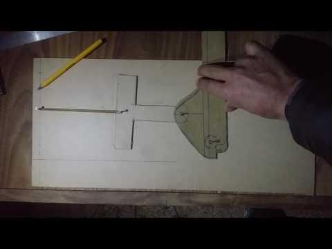 Murphy bed mechanism homemade