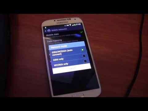 Galaxy S4 i9505 has no 4G LTE?