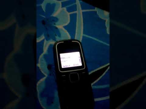 How to unlock nokia security code 1280 -