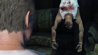 GTA 5 - What Happens If Franklin Visits Trevor After Michael's Death? (Alternate Ending)