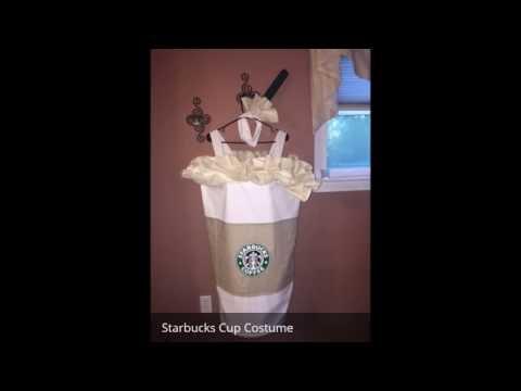 Starbucks Cup Costume Tutorial