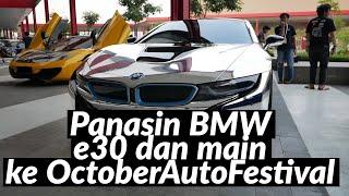 Panasin Mobil ke OctoberAutoFestival di BSD